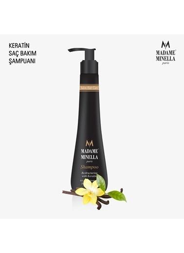 Madame Minella Keratin Şampuan 250 Ml Renksiz